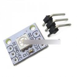 2db WS 2812 2811 5050 RGB LED lámpa panel arduino