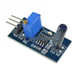 LM393 Rezgés kapcsoló érzékelő modul 5V 3.3V