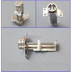 Sanyo 2 fázisú 4-vezetékes léptetőmotor csavaros