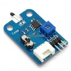 Analóg jel hőmérséklet érzékelő 3pin 4pin Arduino