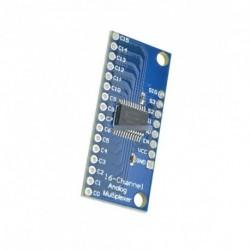 16CH Analóg Digitális kitörési panel modul Arduino