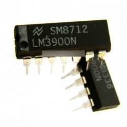 5db műveleti erősítő IC TI / MOTOROLA LM3900N