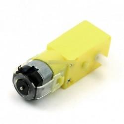 Meghajtómotor Arduino TT Motor Robot DC 3V-6V