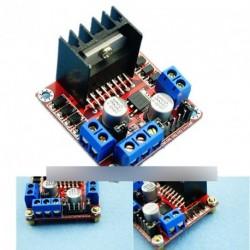 Arduino léptető motor meghajtó modul híd  L298N
