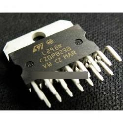 2db L298N ZIP-15 ST FULL BRIDGE Motor Driver IC