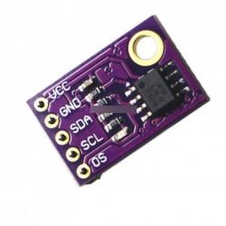LM75A hőmérséklet érzékelő nagysebességű I2C modul