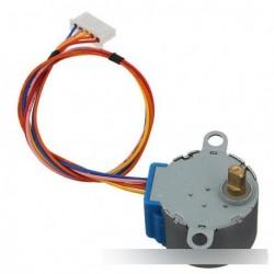 2db 28BYJ-48 5V 4fázisú léptetőmotor modul Arduino