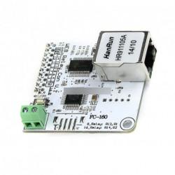 ENC28J60 hálózati modul 8 csatornás Arduino