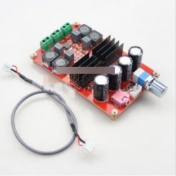 2*100W digitális audio erősítő panel Arduino