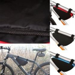 Kerékpáros  felső cső háromszög táska 1db