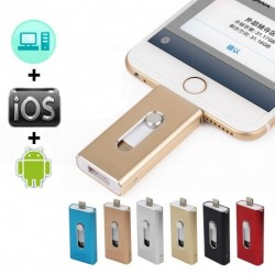 OTG USB 16 GB-os pendrive Apple iPhone iPad iPod