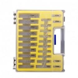 150db Twist Drill 0.4mm-3.2mm HSS Mini fúrószár