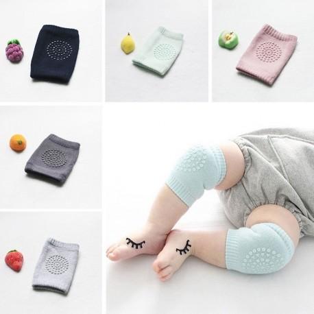 1 pár Csúszásgátlós baba térdvédő - könyökvédő