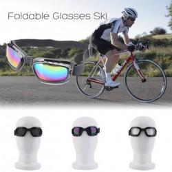 Összecsukható szemüveg Téli sportok Sí kerékpár