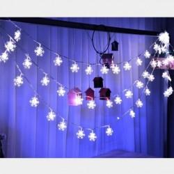 100 LED karácsonyi LED lámpa fűzér 10 m 1db