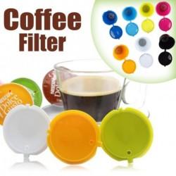 1db  kávé kapszula Cup Szűrő Nescafé 7 színben 1db