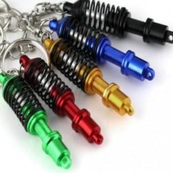 Állítható kulcstartó alkatrész lengéscsillapító kulcstartó Alloy ajándék