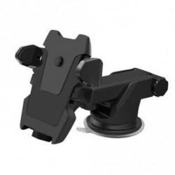 LG Access / Lancet / Leon LTE - 360 ° -os autós tartó szélvédő tartó tartó tartó iPhone Samsung mobiltelefon