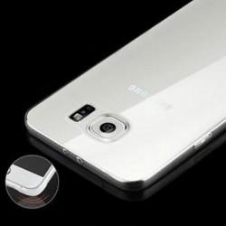 Telefonos tokok TPU Cover Ultra Thin Skin a Samsung Galaxy S6 / S6 Edge-hez