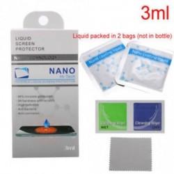 3ml - 3D Nano-Liquid telefon érintőképernyős védőfólia IPhone X-hez Samsung S9