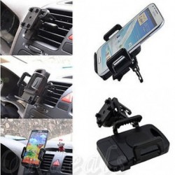 Samsung Galaxy Note 2 II, nem ... - Soporte univerzális coche rejilla ventilaciĂłn mĂvvil para telĂśfono okostelefonok