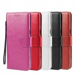 Luxus mágneses Flip állvány PU bőr tok Galaxy Note7 / iphone 7 / iphone 7 plus több szín 1 db