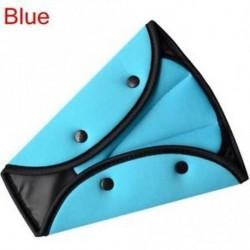Kék - Vastagabb karosszéria biztonsági öv beállítási eszköz háromszög biztonsági védelem Baby Child