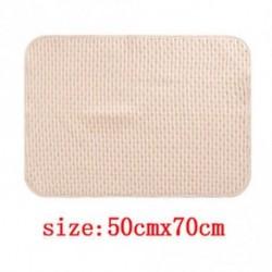 M - Baba csecsemő pelenka vizelet szőnyegek újrafelhasználható szerves pamut cserélhető fedőpárnák Új