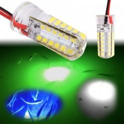 1x 12V alatti fehér LED lámpa éjszakai horgász Dekoratív Fény