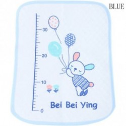 Kék - Utazás megváltoztatása Újszülött csecsemő csecsemő matrac Vizelet párna Vízálló karikatúra