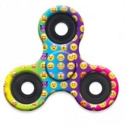 Emoji Fidget Assorted Hand Tri-Spinner Stressz Relief Manipulatív Játék Játék