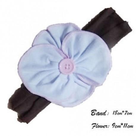08ea91bca5 20 - Nagy ajándék Aranyos Gyerekek Lányok Baba Toddler Virág Bow Fejpánt  Haj Band Headwear le