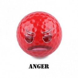 harag - 12 Stílus Super Kawaii Emoji Fun Golflabda Sárga Kültéri Sport Képzés Gyakorlat