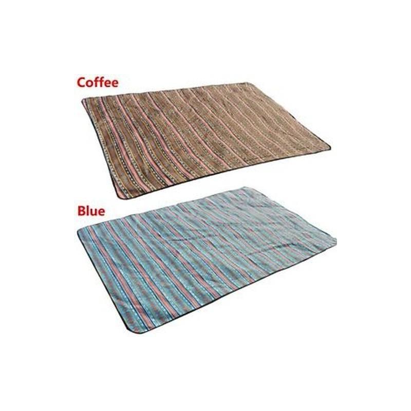 4e25ca382437 Kávé - Rácsos réteg vízzáró vízálló piknik pad Alvási párna kemping mat