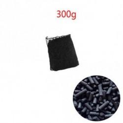 300g hálózsákkal - 150/300 / 500g Víztisztítás Szagelszívás Akváriumszűrő aktivált szén