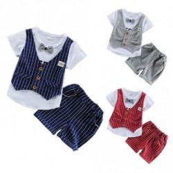 1x Kisfiú Baba gyermek kisgyermek csecsemő nyári ruha