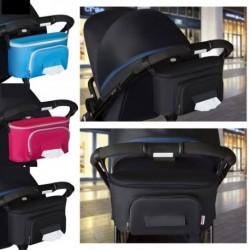 1x babakocsira tehető hordozható pelenkázó táska