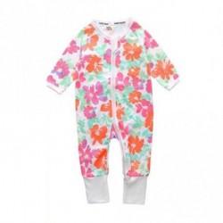 1x baba gyerek mintás hosszú ujjú pizsama hálóruha