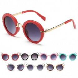 1x szexi divatos retro szemüveg napszemüveg  nyári viselet kiegészítő gyerek fiú lány