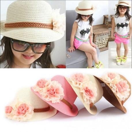 651c8774bf 1x lány baba gyerek nyári kalap sapka