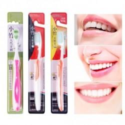 1db Női Férfidupla fogkefe szájápolás