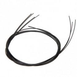Fekete - 4db / szett Csere Csodálatos Nylon Musical Tartozékok Ukulele Guitar Strings