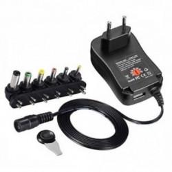 Feszültség 5V-12V váltótöltő AC / DC adapter tápegység LED fénysávhoz