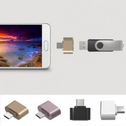 Micro USB - USB 2.0 OTG kábel adapter Android Samsung Tablet átalakító
