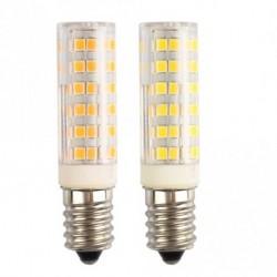 1x E14 7W 76 LED 2835 SMD izzó égő lámpa világítás 220V