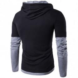 73c356f5909a 1x divatos utcai kapucnis pulcsi pulóver kardigán felső