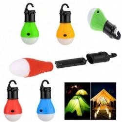 1x Kültéri LED kemping lógó izzó halászati lámpa vízálló sátor lámpa