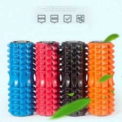 1x Kiváló minőségű jógaoszlop üreges csőhab henger görgős edzőterem masszázs relaxációs eszköz