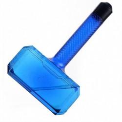 1x Víz palack Thor kalapács alakú nagy kapacitású vízpalack BPA szabad ivóvíz tartály edzőterem túrázás