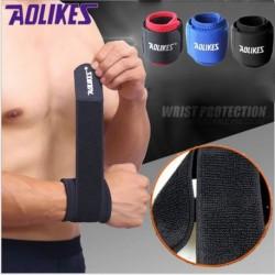 1 x Súlyemelő csuklószalag csuklóvédő